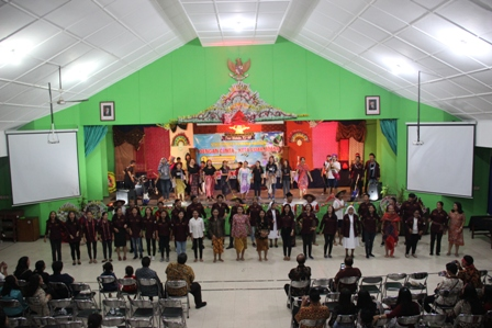 Seminar Nasional dan Malam Puncak Dies Natalis ke-60 STKIP Widya Yuwana