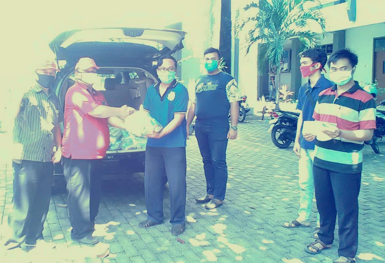 FORUM MASYARAKAT KATOLIK INDONESIA (FMKI) MADIUN PEDULI SOSIAL
